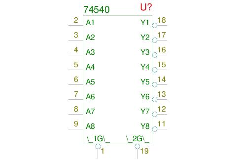 symbol 74540 1 sym