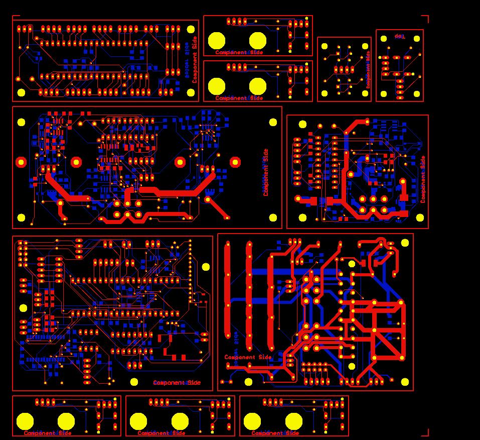 Circuit Board Symbols